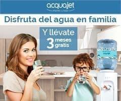 6 razones para tener un dispensador de agua