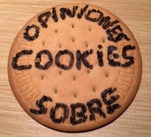 Cookies no galletas