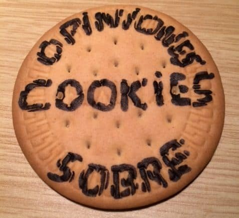 Las cookies, que son y para que sirven