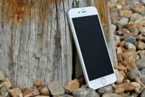 Iphone obtenido amagando