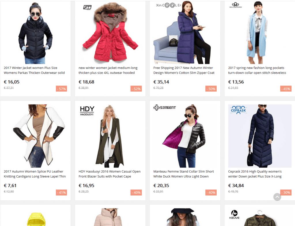 ropa barata china