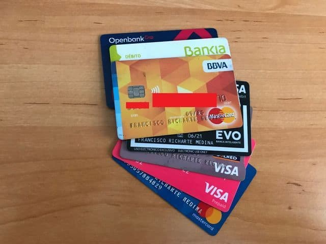 tarjetas bancos sin comisiones
