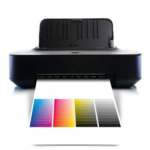 impresión a colores