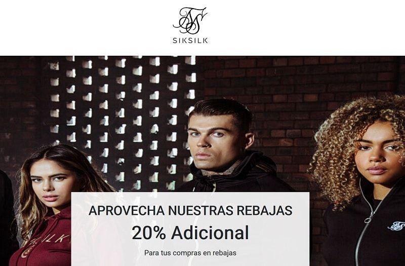 web de ropa barata Siksilk