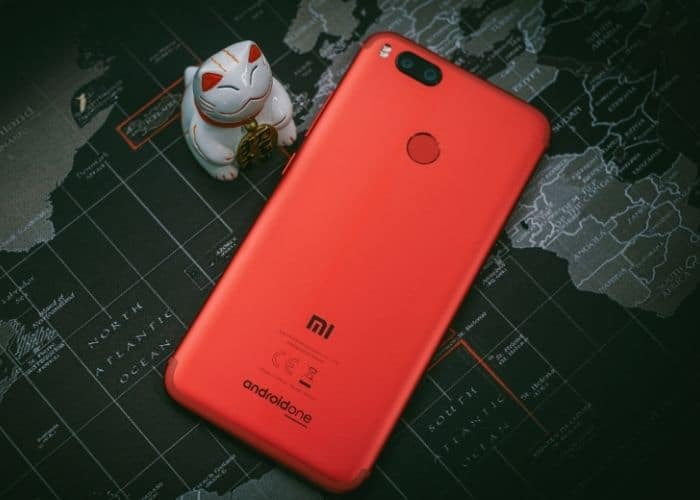 telefono móvil Xiaomi