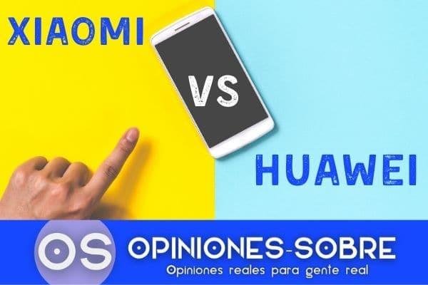 Xiaomi vs Huawei ¿Qué marca elegir? Sus 16 mejores teléfonos para el 20214.6 (15)